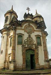 Sao Francisco do Assisi, Ouro Preto: by vagabondstoo, Views[701]