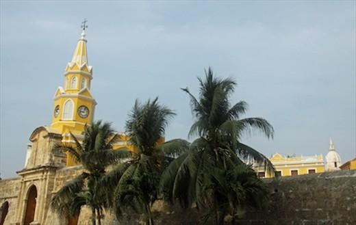 Torre del Reloj (Clock Tower), Cartagena