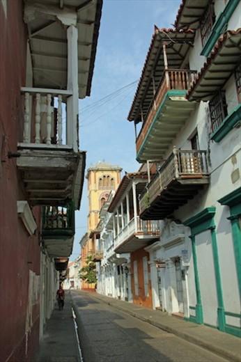 Balconies, Cartagena