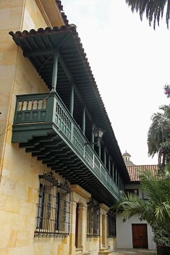 Colonial Bogota