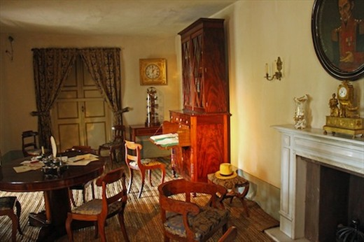 Office of Simon Bolivar, the Geo. Washington of South America