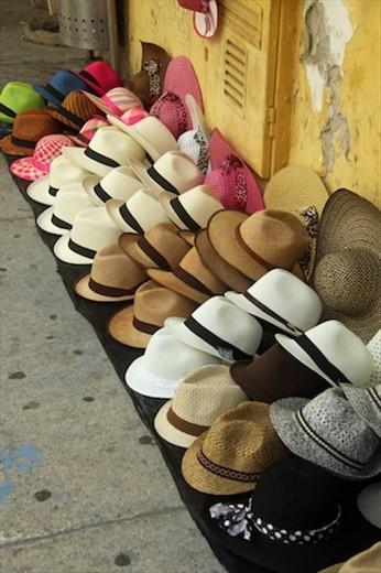 Hats, Historic Cartagena