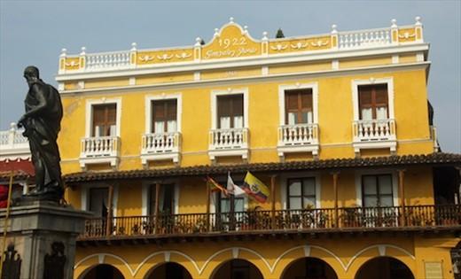 Hotel Torre del Reloj, Cartagena