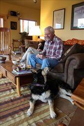 Jim and Rosie, Buena Vista, Colorado: by vagabondstoo, Views[209]