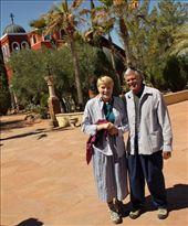 Us dressed to kill, St. Anthony Greek Orhodox church, Arizona: by vagabondstoo, Views[177]