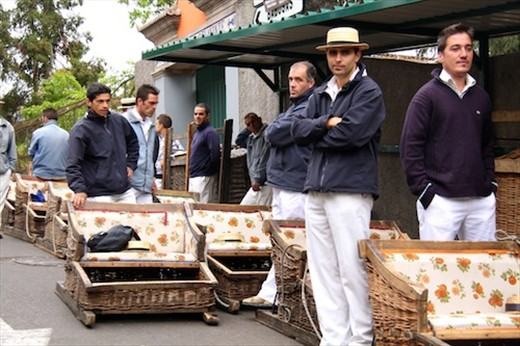 Basket drivers, Madeira