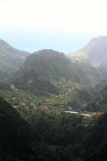 In the mountains, , Madeira