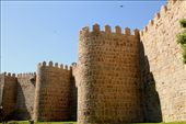 Walled city of Avila: by vagabondstoo, Views[432]
