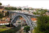 Bridge over Douro, Porto: by vagabondstoo, Views[280]