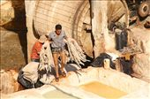 Chouara Tannery, Fez medina: by vagabondstoo, Views[666]