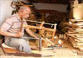 Woodworkers' souk, Fez medina: by vagabondstoo, Views[247]