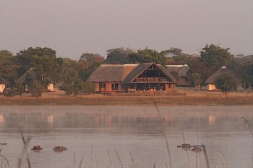 Lifupa Conservation Camp, Kasungu NP