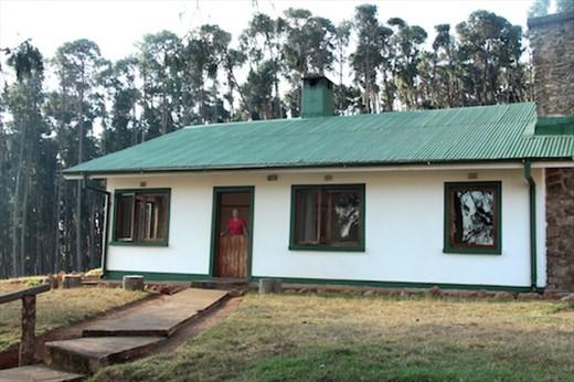Chalet at Chelinda Lodge, Nyika NP