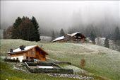 Snowy day, Bernese Oberland: by vagabondstoo, Views[662]