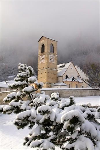 Convent, Mustair, Switzerland