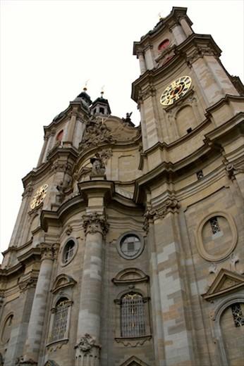 St. Gaul Abbey, St. Gallen, Switzerland
