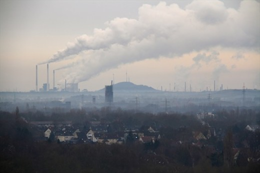 The industrial Ruhr Valley