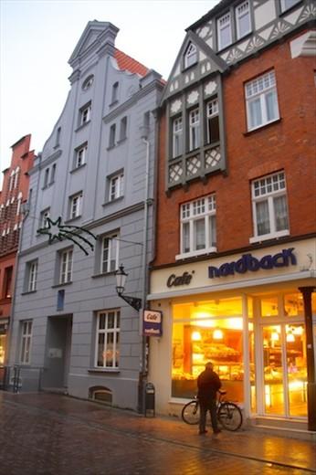 Early morning in Wismar