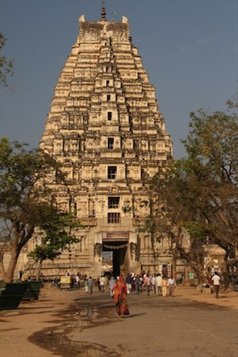 Virpaksha Temple, Hampi