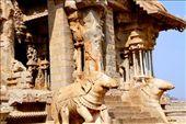 Vithala Temple, Hampi: by vagabondstoo, Views[162]