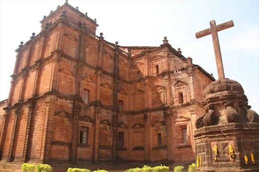 Basilica Bom Jesus, Old Goa