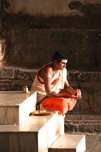 Devotions, Virupaksha Temple, Hampi