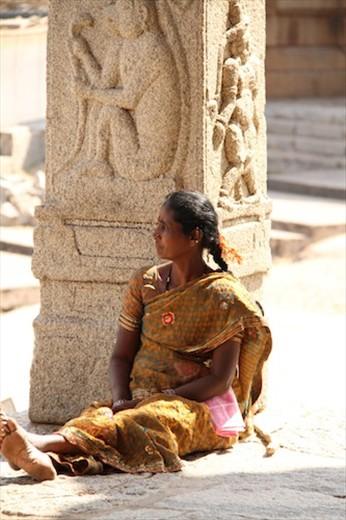 At Ganesh Temple