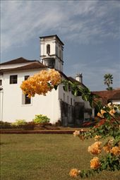Se Cathedral, Old Goa: by vagabondstoo, Views[310]