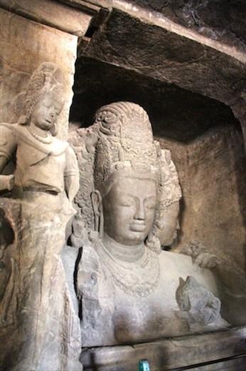 Shiva, Elephant Cave