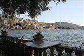 Udaipur from Lake Pichola: by vagabondstoo, Views[519]