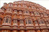 Hawa Matal, Jaipur: by vagabondstoo, Views[279]