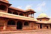Fatehpur Sikri: by vagabondstoo, Views[298]