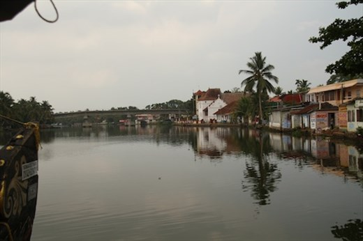 Champakulan, Kerala Backwaters