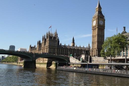 St Elizabeth Tower, home of Big Ben