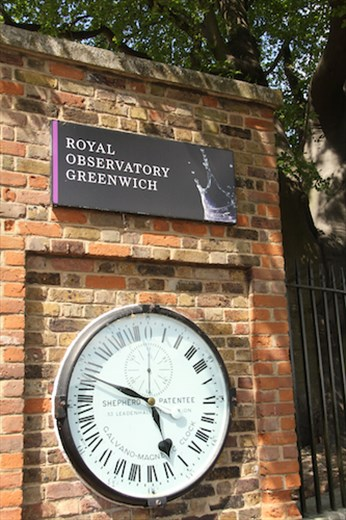GMT, where East meets West, Greenwich