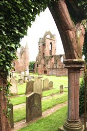Arbroath Abbey: by vagabondstoo, Views[245]
