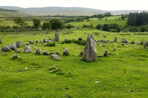 Aughlish Stone Circles