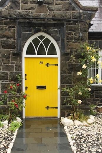 The Yellow Door, Causeway Coastal Road