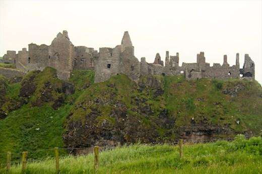 Dunluce Castle, Causeway Coast