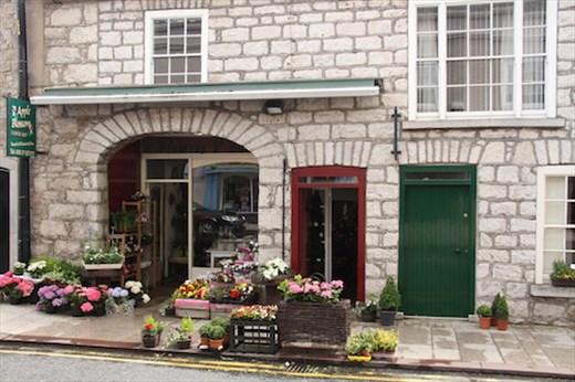 Flower shop, Armagh