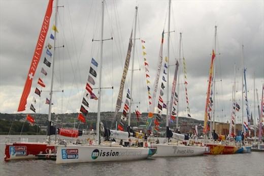 Clipper ships, Derry