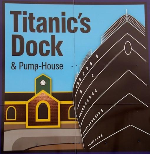 Titanic Dock and Pump House, Belfast