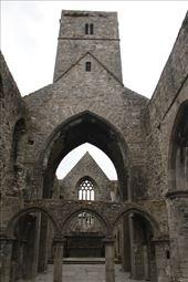 Sligo Abbey: by vagabondstoo, Views[291]