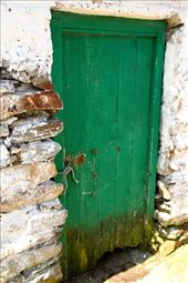 The Green Door, Donegal: by vagabondstoo, Views[251]