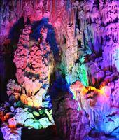 Reed Flute Cave: by vagabondstoo, Views[265]