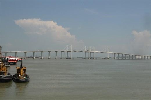 Harbor at Macau