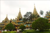 Shwedagon Paya, Yangon: by vagabondstoo, Views[152]