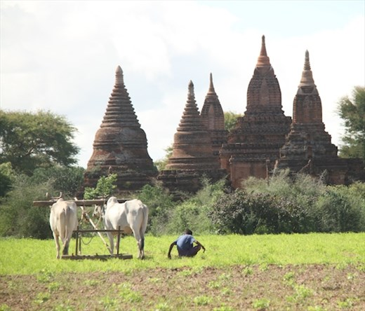 Bagan Archeological Area