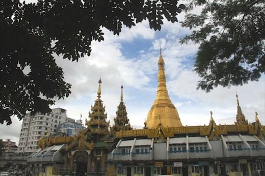 Yangon, aka Rangoon