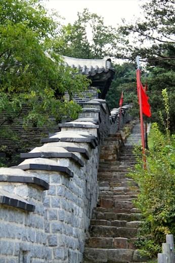 Great Wall of , , , Suwon?